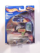 Planet Hot Wheels.com with CD-Rom Cyber Energy Car Hot Wheels