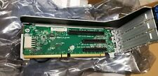 HPE 3-slot PCIe riser board & cage 653206-B21 one x16 & two x8 slots DL380/385
