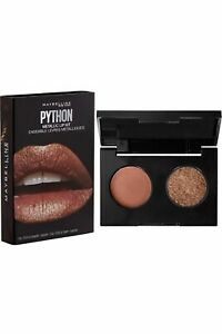 Maybelline Python Metallic Lip Kit / Kit Levres Metallique Fatal #40