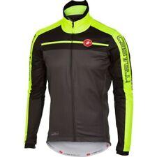 Castelli Men Black Cycling Jackets