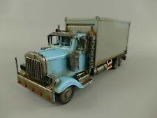 Voiture en Tôle Voiture Ancienne Truck Camion Camion Camion Nostalgie Déco Rétro