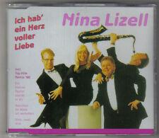 NINA LIZELL - ICH HAB´EIN HERZ VOLLER LIEBE & EINS, ZWEI, DREI & RAUCHEN IM WALD