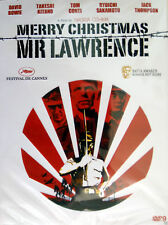 Merry Christmas Mr. Lawrence (1983) DVD '0' PAL - David Bowie, Cult WWII Drama
