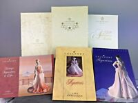 Coalport Collector Society Colour Picture Catalogues Bookers   X 5 With Box