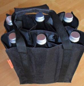 Bottle Bag von Reisenthel für 6 Flaschen, schwarz