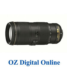 Nikon AF-S NIKKOR 70-200mm f/4G ED VR 70-200 mm F4 G Lens 1 Yr Au Wty