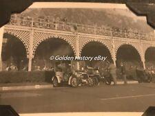 VINTAGE 1903 DARRACQ CAR 1956 BRIGHTON VCC ORIGINAL PHOTO PICTURE PHOTOGRAPH