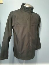 CADILLAC North End Textured City Soft Shell WIND/WATER RESISTANT Gray Jacket M