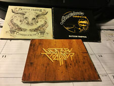 BLITZEN TRAPPEN 3 CD LOT: AMERICAN GOLDWING, FURR AND DESTROYER OF THE VOID