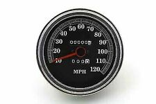 Speedometer 2240:60 with Cancel Switch for Harley Davidson by V-Twin