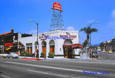 58  photos of LOS ANGELES from 1940 - 1950s  -  photos on CD from slides