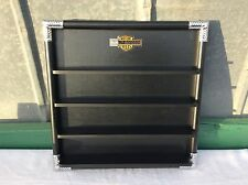 Harley Davidson Display Wall Shelf Franklin Mint for 1:24 Diecast Motorcycles