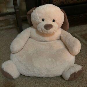 NEW KIDS NO PURCHASE TAG PLUSH ANIMAL CHAIR ULTRA SOFT ALSO COULD BE PET BED
