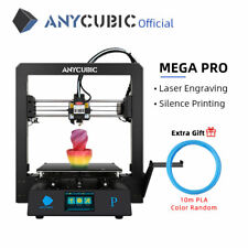 ANYCUBIC Mega Pro 2-in-1 3D Drucker Laser Engraving Assist Nivellierung PLA TPU
