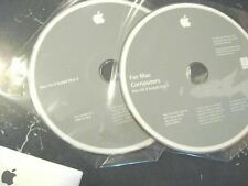 APPLE 10.4.10 OSX TIGER RESTORE DISCS iMAC MACPRO MACBOOK MACMINI 2Z691-6089-A