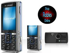Sony Ericsson k850i Velvet Blue (Sans Simlock) 3 G 4 Volume 5mp éclair videocall NEUF