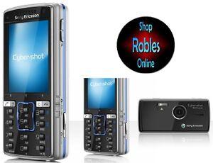 Sony Ericsson K850 Velvet Blue Ohne Simlock 3G 4Band 5MP Blitz VideoCall NEU OVP