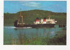 MV Pioneer Caledonia MacBrayne Postcard 751a