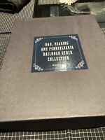 Stock Certificates B & O, Reading,and  Pennsylvania railroads . C If A Included.
