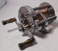 Vintage Pflueger SUMMIT Baitcasting Baitcast BASS Casting Fishing Reel