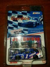 Jeff Gordon #1 Carolina Ford Dealers 1991 Ford Thunderbird 1:64 Action