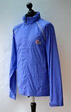 LOWE ALPINE Triple Point mens Waterproof Jacket Coat Hydroshell Blue Purple XL