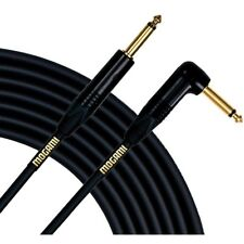 Mogami Gold Instrument 10r 10 Foot Straight to Right Angle Guitar Cable