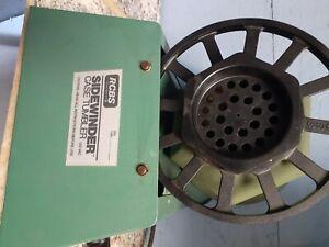 RCBS CASE TUMBLER/ SIDEWINDER. IT HAS CASE CLEANER INSIDE.