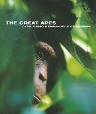 THE GREAT APES Cyril Ruoso & Emmanuelle Grundmann **LIKE NEW**