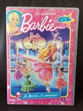 Dvd Barbie au bal des 12 princesses
