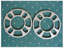 Wheel Spacers 4 Lug 100mm to 4 1/2 2 Pc New