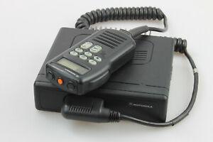 Motorola VHF GM950 Mobilfunkgerät inkl. Display-Mikrofon Frequenz: 136 - 174 MHz