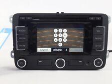 2K0035279B Navi Navigationssystem RNS 315 VW Tiguan (5N)