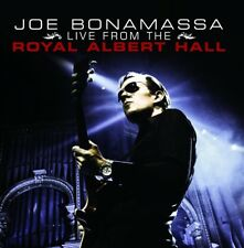 Joe Bonamassa Live From The Royal Albert Hall LP Vinyl 33rpm