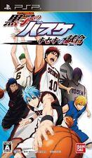 Used Sony PSP Kuroko's Basketball: Kiseki no Game Japan Import Free Shipping