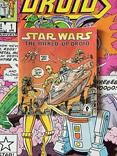 Star Wars The Mixed-Up Droid (1996) - Mini Comic Book -  Ryder Windham - DHC
