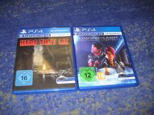 PS4 PS4 VR Spiele Here the Lie und Loading Human neuw. Playstation VR Spiele