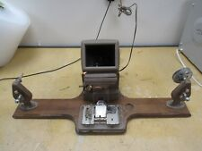 Vintage Craig Projecto editor with hollywood automatic  film splicer E8 WORKS!!