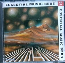 SONOTON MUSIC CD - SCD 364 - ESSENTIAL MUSIC BEDS