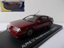 Renault Alpine V6gt ELIGOR 1/43