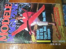 1µ?  Revue Modele Magazine n°406 Dino 2300 Maxi Graupner LS4 Rowing