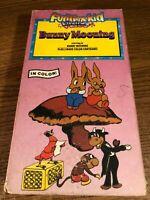 Bunny Mooning VHS VCR Video Tape Movie Used Cartoon
