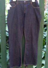 BNWT Target (40) Men's BOOTCUT JEANS Dark RNS Indigo Cotton Denim - in Aus