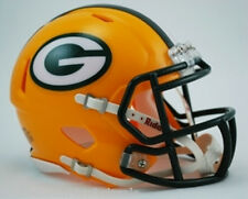 Green Bay Packers Speed Mini Helmet Replica NFL