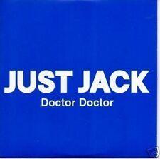 (262S) Just Jack, Doctor Doctor- DJ CD
