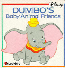 Dumbo's Baby Animal Friends (Board Books), , Acceptable Book