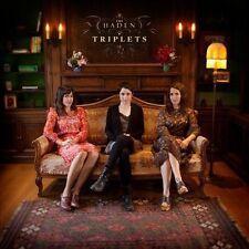 HADEN TRIPLETS - HADEN TRIPLETS NEW VINYL RECORD