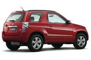 Plug-in Steering Wheel Electronic Cruise Control Kit 08-14 Suzuki Grand Vitara
