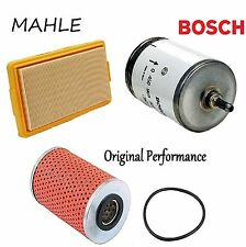 Tune Up Kit Air Oil Fuel Filters for BMW 528i E12 1979-1981