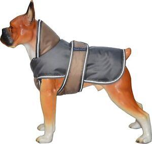 Wymo - Puppy Dog Coat Jacket Winter Waterproof Pet Clothing Vest Pug Colours